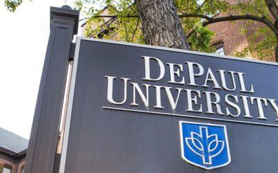 DePaul University Percussion Ensemble