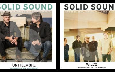 On Fillmore & Wilco at Solid Sound Festival