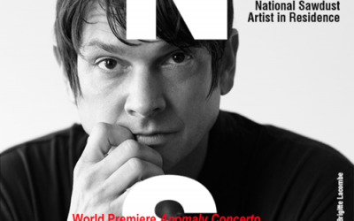Anomaly Concerto World Premiere – National Sawdust Brooklyn, NY