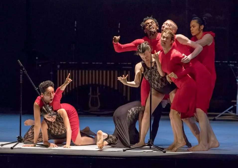 Ate9 Dance Company is breathtaking in Boston